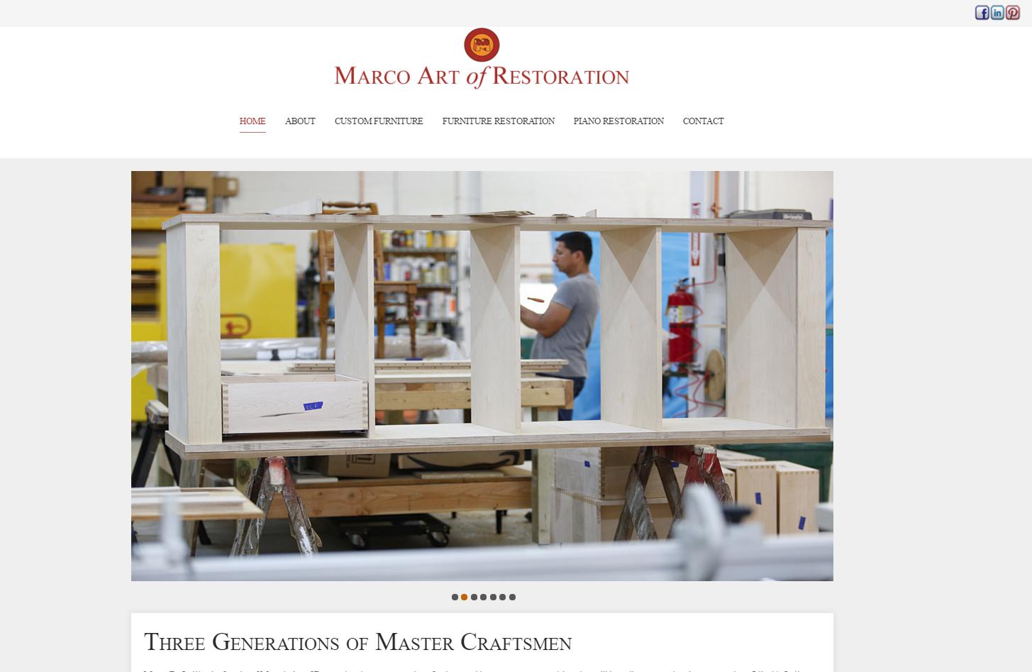 Marco Art of Restoration