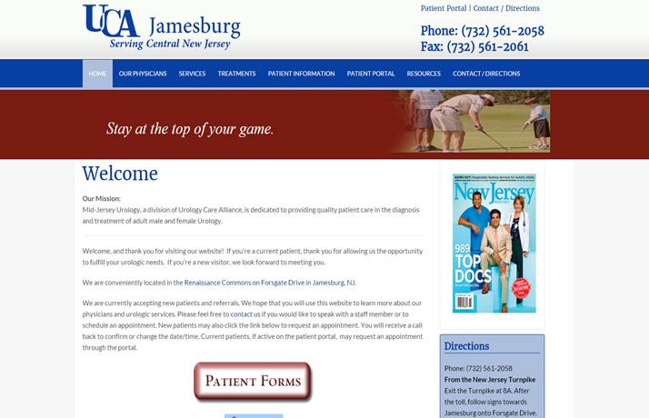 UCA Jamesburg