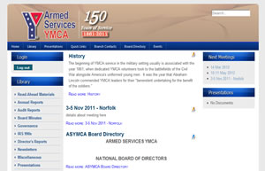 YMCA Armed Services-BOD
